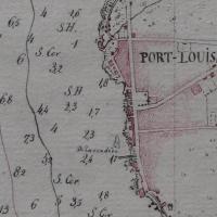 carte ancienne XIXe siècle