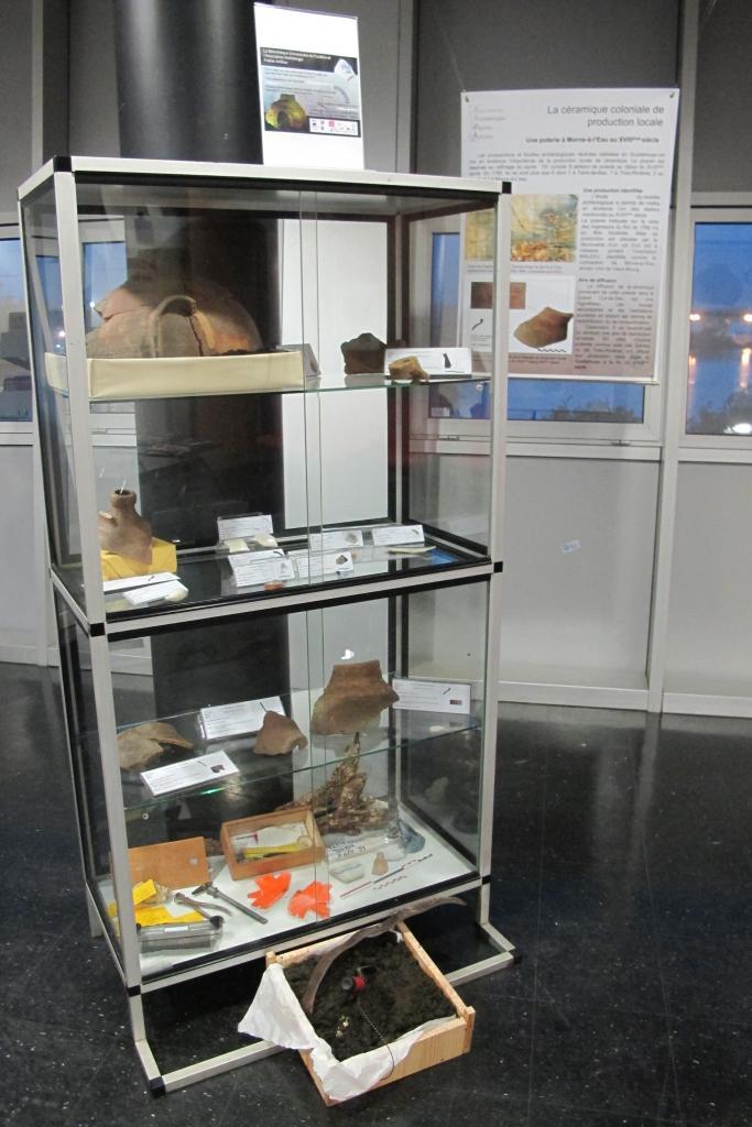 Journées Nationales de l'Archéologie 2012 BU Fouillole